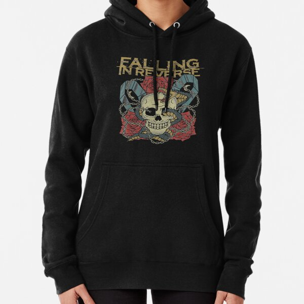Falling In Reverse - The Death - Official Merchandise  Pullover Hoodie