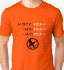 Mockingjay Yeah! Unisex T-Shirt