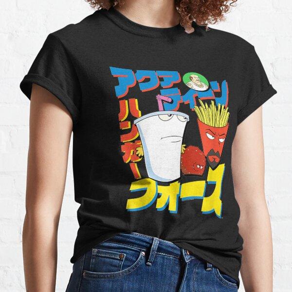 Aqua n Hunger Force Japanese Comic  Classic T-Shirt