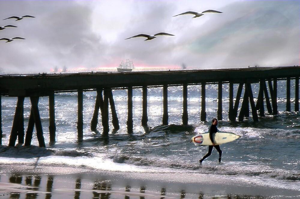 SURFING U.S.A. by Spiritinme