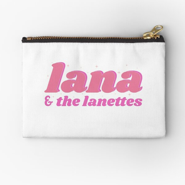 lana and the lanettes (princess diaries) Zipper Pouch