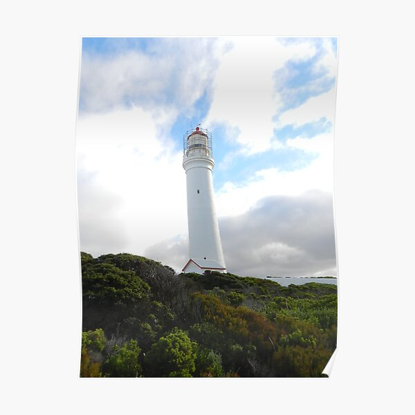 Cape Nelson Lighthouse Poster