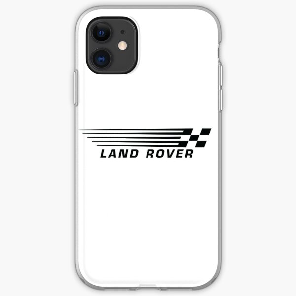 Land rover iPhone Soft Case