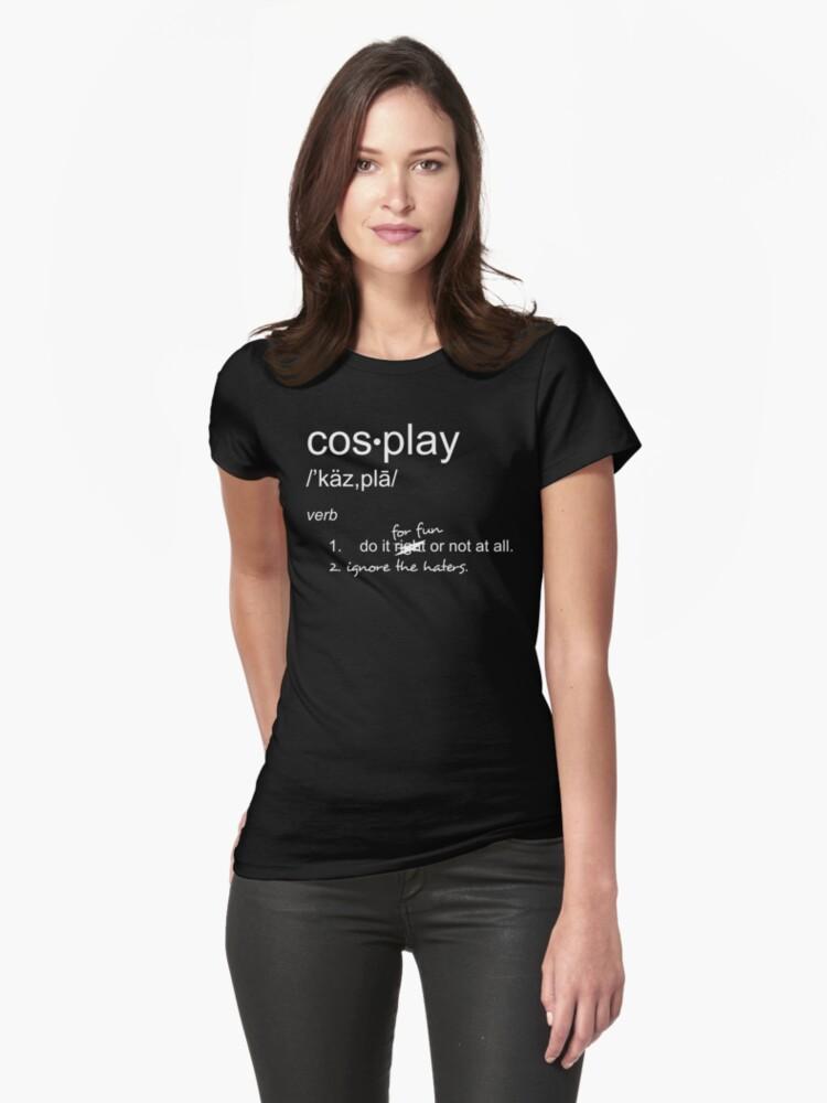 cosplay definition by ADarkly