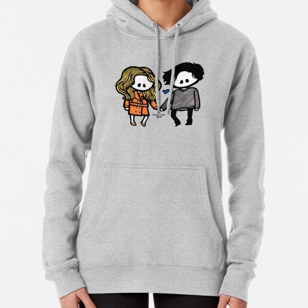 Bughead Confessional Pullover Hoodie