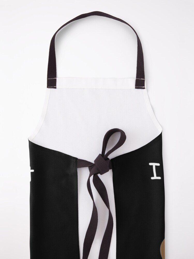 Alternate view of I want just sleep sloth Apron