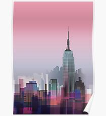 New york, NYC city ! Poster