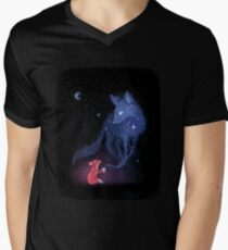 Celestial Men's V-Neck T-Shirt