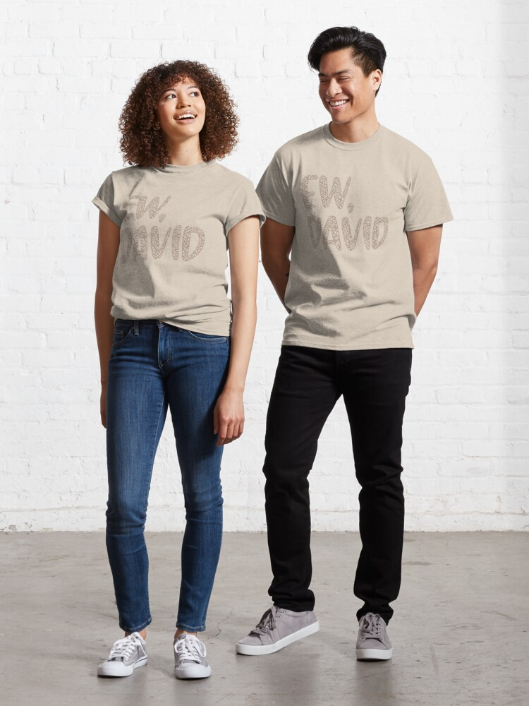 Schitts Creek Leopard Print T-shirt, Schitts Creek gifts
