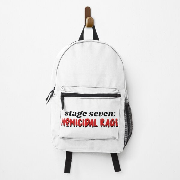 paradox psychosis stage seven: homicidal rage the umbrella academy season 2 Backpack