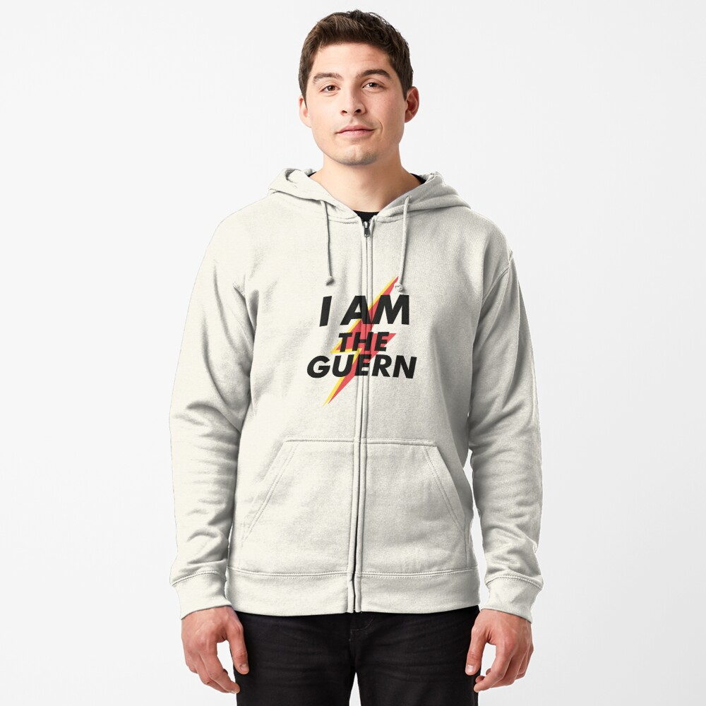 I Am The Guern Zipped Hoodie