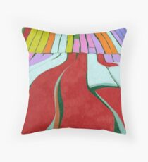 Natural Quilt, Table Cape Throw Pillow