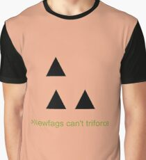 Can you Triforce? Graphic T-Shirt