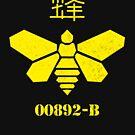 Bee Barrel by JaleebCaru