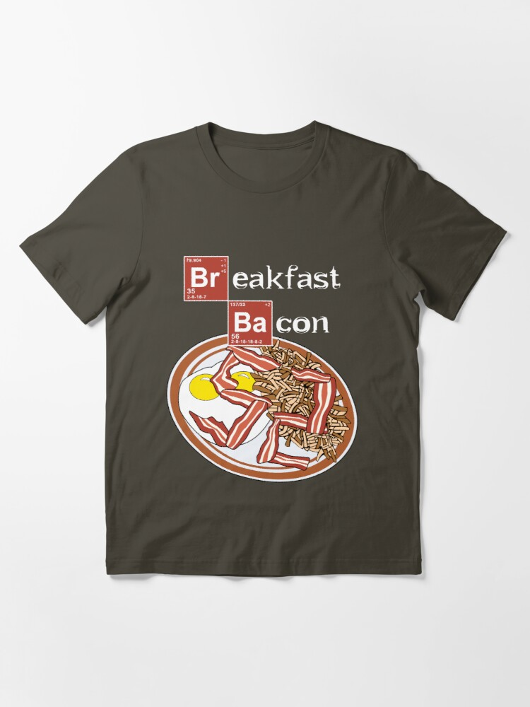 Alternate view of Breakfast Bacon Essential T-Shirt