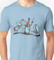 Bar Fight Unisex T-Shirt