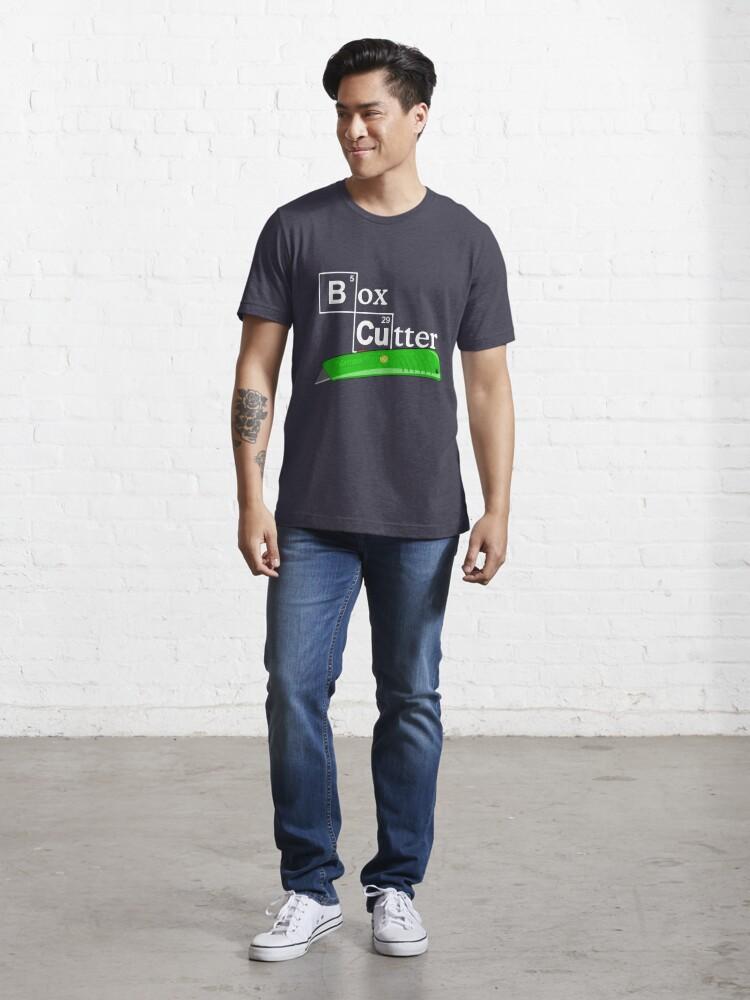 Alternate view of Box Cutter Essential T-Shirt