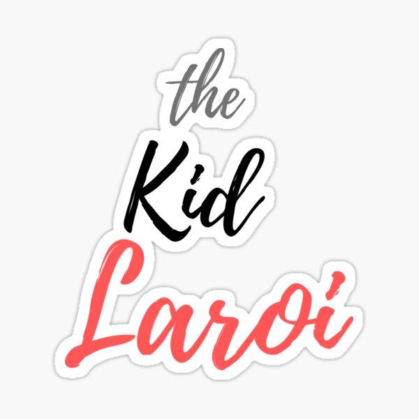 Copy of  The Kid Laroi Sticker