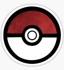 Pokeball Sticker