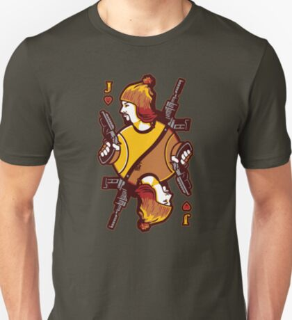 Jayne of Hearts T-Shirt