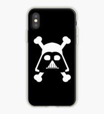 Star Wars - Darth Vader Pirate - White iPhone Case