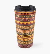 African eye Travel Mug