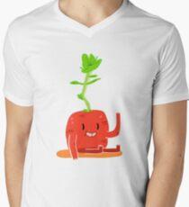 LIL TURNIP Men's V-Neck T-Shirt