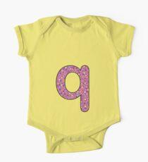 Letter Series - q Kids Clothes