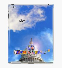 """Go Fuck Yourself"" Drone edition iPad Case/Skin"