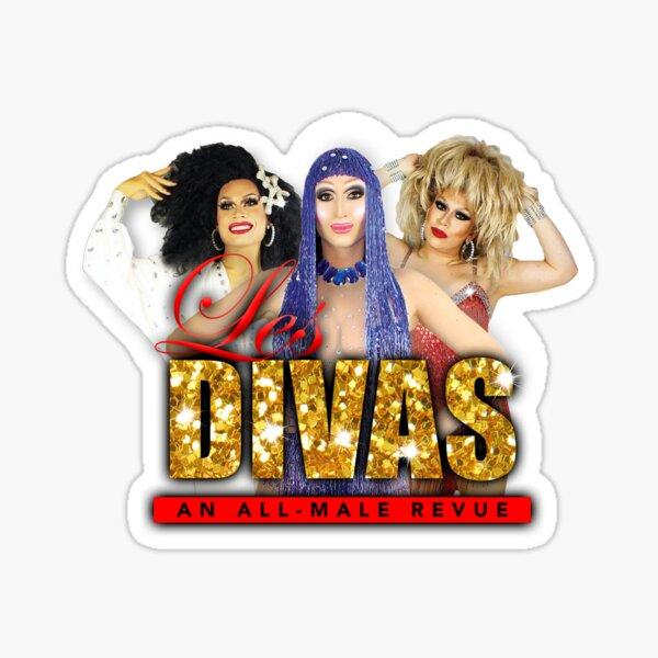 Les Divas Sticker