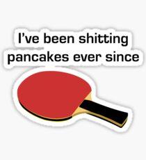Beerfest - Shitting pancakes Sticker