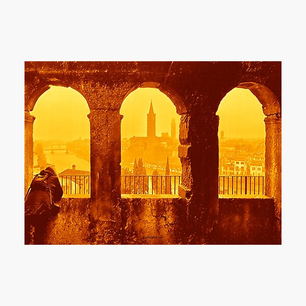 Dreamy Verona, Italy - Fine Art Collection Photographic Print