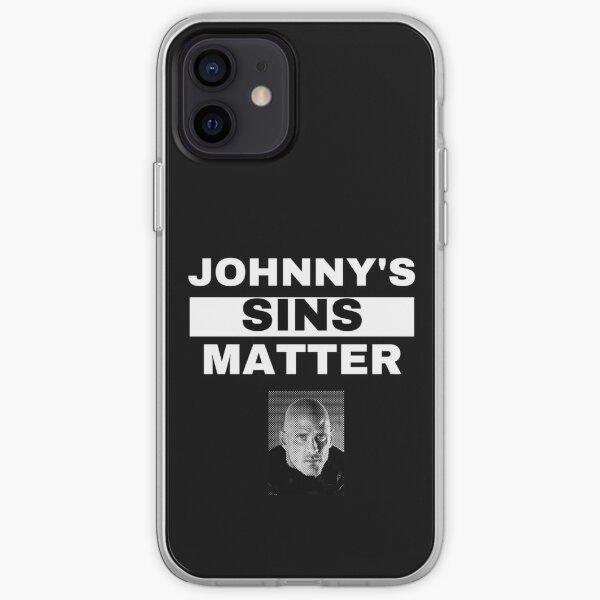 JOHNNY'S SINS MATTER! iPhone Soft Case