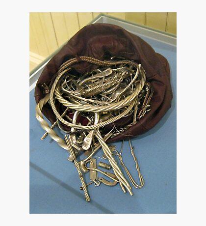 Viking Artefacts Fotodruck