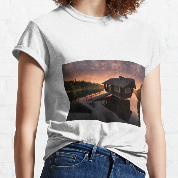 Finnish sauna Classic T-Shirt