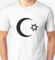 Universal Unbranding - Je t'aime... Moi non plus Unisex T-Shirt