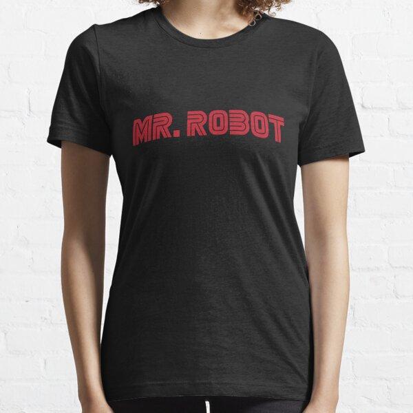 MR. ROBOT Essential T-Shirt