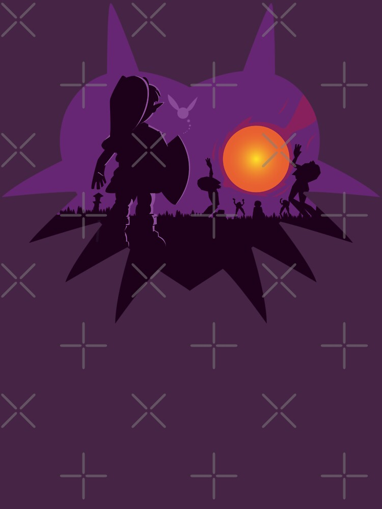 Dawn of the Final Day (Majoras Mask) | Unisex T-Shirt