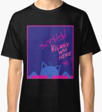 BANKSY NYC 2013 Commemorative T-shirt (Boy Color Scheme) Classic T-Shirt