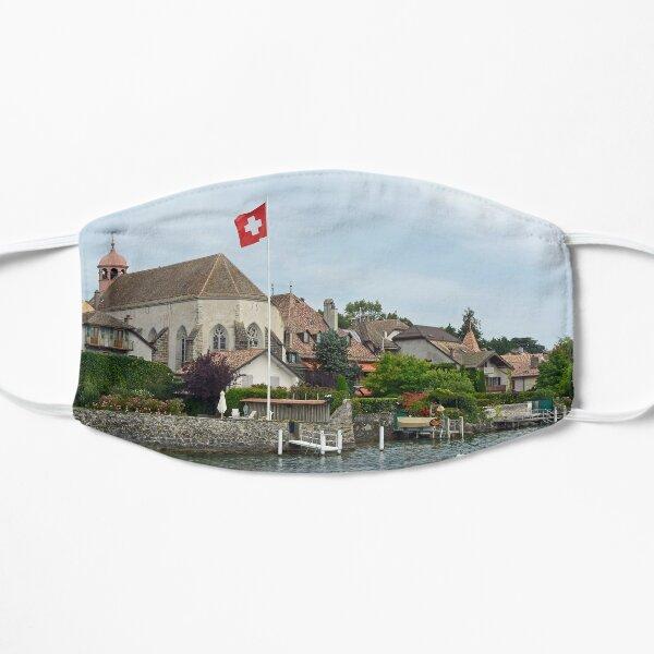 Coppet on Lake Geneva Mask
