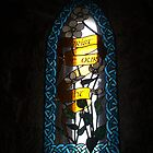 St Moulag's Window by kalaryder