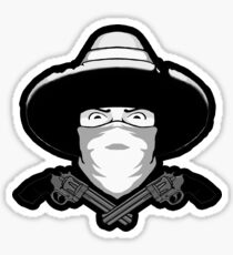 Vaquero Sticker