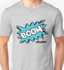 BOOM! Unhappy Unisex T-Shirt