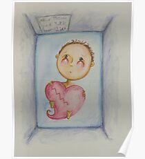 Baby Fletcher Poster