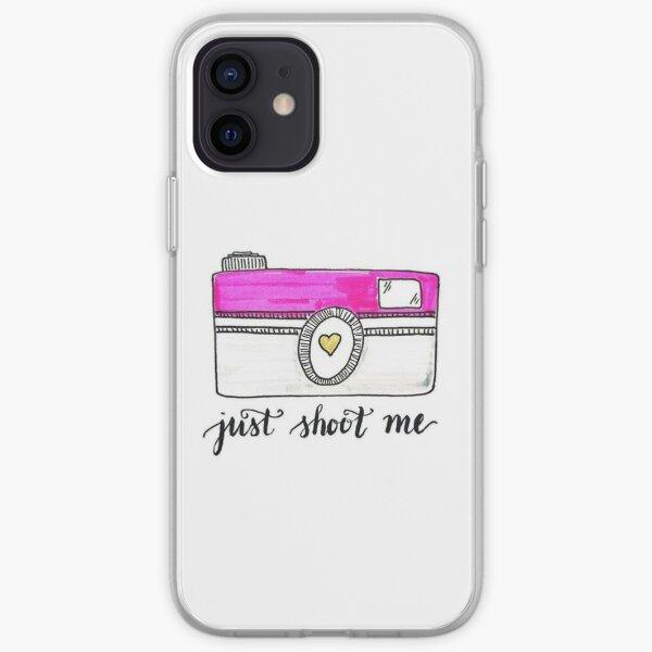 Camera Shoot iPhone Soft Case