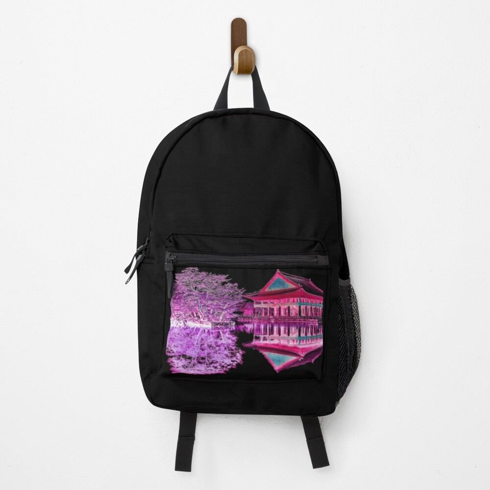 inverted palace Backpack