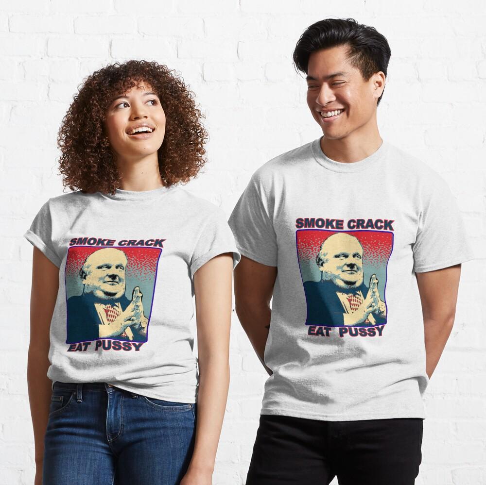 #robford smoke crack eat pussy Classic T-Shirt