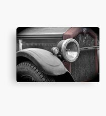 Back to the Buick Canvas Print