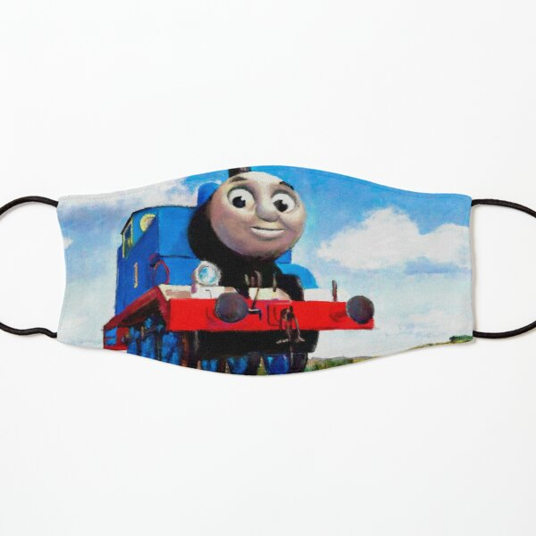 Thomas on a day out Kids Mask