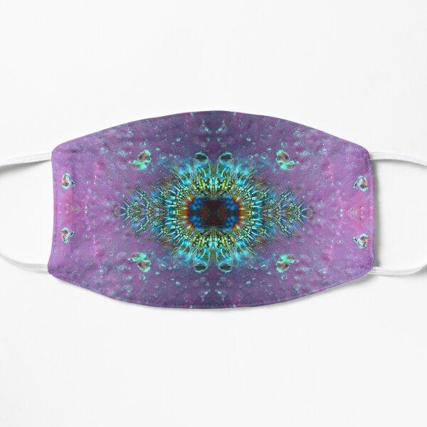 Silicon-Based Life Form - E5 Purple Flat Mask